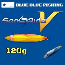 """""""DOLPHIN SLIDE ACTION""""JIG SEA RIDE V 120g BY BLUEBLUEFISHING TOKYO"""