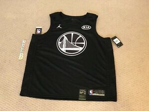 the latest d0c76 a08e4 Details about NBA All star 2018 Stephen Curry Swingman Jersey Golden State  Warriors RETAIL 120
