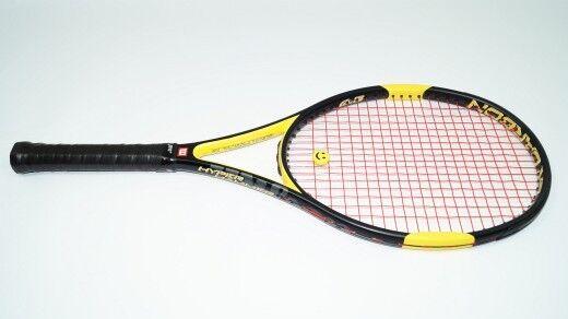 Wilson Hyper Hammer 6.3 raqueta de tenis l2 Racket mp Strung 95 pro Touch 613 Tour