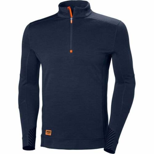 75114 Helly Hansen HH Lifa Max Half Zip Sous-vêtement à manches longues Thermal Top