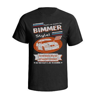I don`t snore I dream I`m a BIMMER BMW 2002 Retro Gift Kids Car T-Shirt
