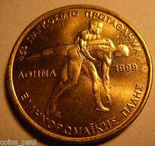 Greece100 Dr. UNC  1999 45th Annual Greco-Roman Wrestling Championships GRDRCC03