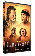 Official TNA Impact Wrestling Slammiversary 2016 Event DVD