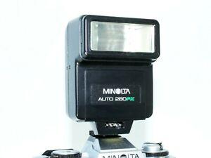 Minolta-Auto-280-PX-Flashgun-for-Minolta-X-700-35mm-Camera