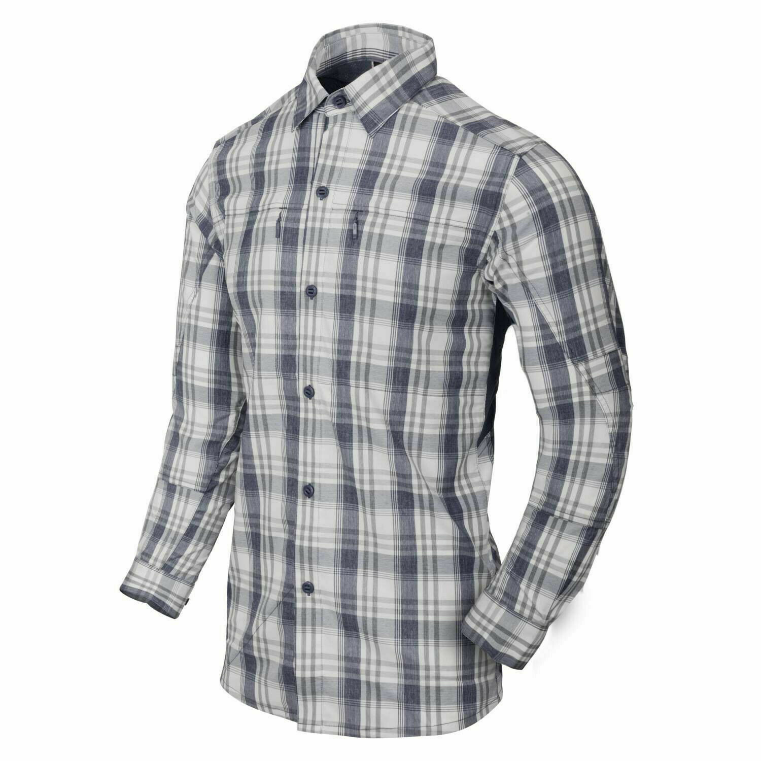 Plaid Fatto Ai Ferri molte concessioni-shirtindigo trip helikontex nylon blend