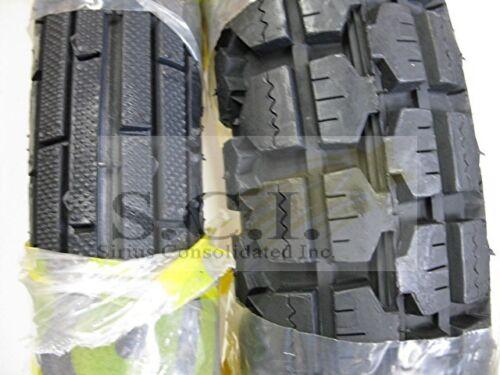 HONDA CB450 CL450 CB500T CB500F CB500 CB550 DURO RIBBED FRONT AND REAR TIRE