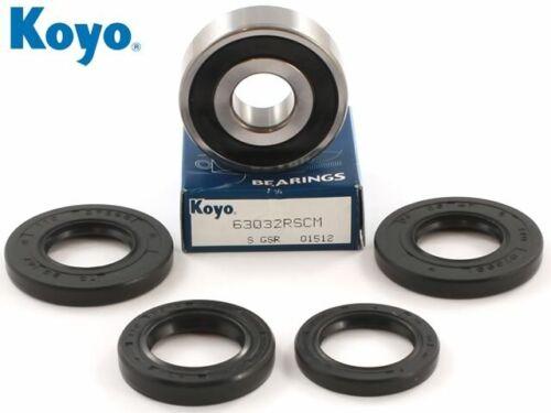 Honda PCX 2011 onwards Koyo Rear Wheel Bearing /& Seal Kit