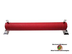 0.41 Ω 500 WATT 12 VOLT WIND GENERATOR & SOLAR RESISTOR DIVERSION DUMP LOAD RED