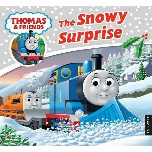 1 of 1 - The Snowy Surprise (Thomas & Friends)