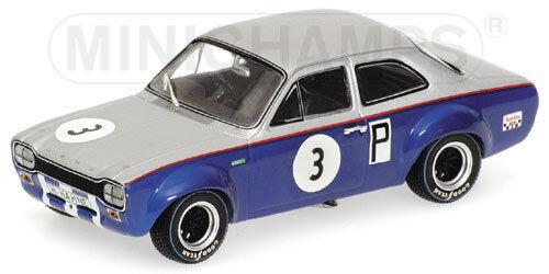 1/43 Ford Escort Mk1 TC  Nurburgring 500km 1968  H.Hahne  #3
