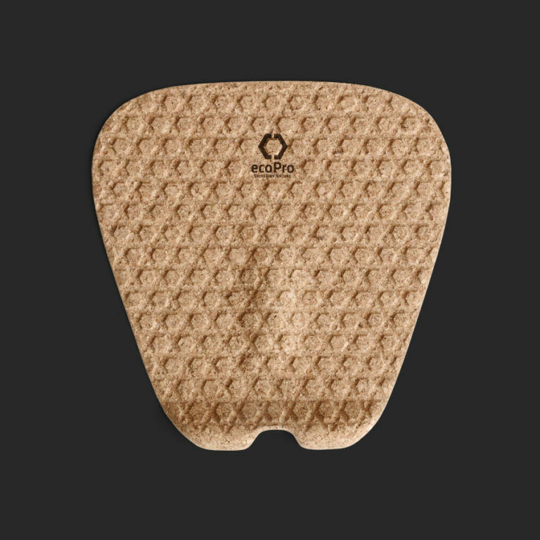 Kork Traction Pad one piece EcoPro  Eco Surfboard Tail Pad