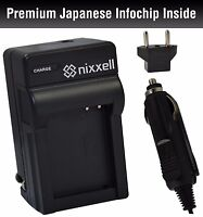 Nx-bc45 Battery Charger For Fujifilm J-series, Jx-series, Jz-series, L-series,