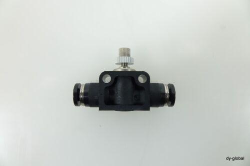 Jsu4 Pisco Lote De 10 Nuevo Control de flujo 4mm Tubo en línea de montaje