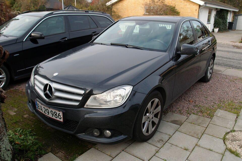 Mercedes C220, 2,2 CDi aut. BE, Diesel