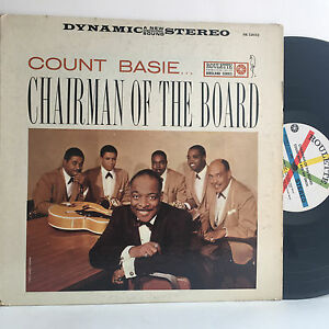 COUNT-BASIE-Chairman-of-the-Board-LP-ROULETTE-SR-52032-1959-VG-vinyl