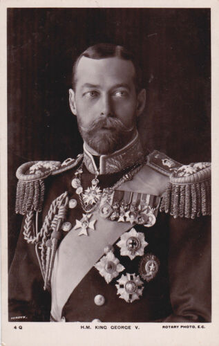 ROYALTY England King George V 2