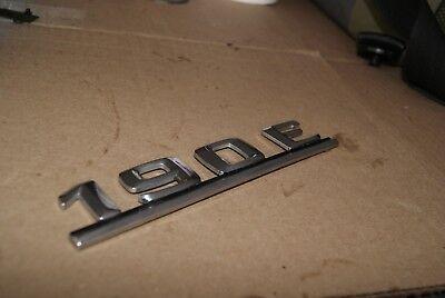 Emblem for 1984-1993 Mercedes-Benz 190E