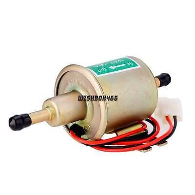 Newest Quality 12V Diesel Inline Low Pressure Electric Fuel Gas Pump US Good