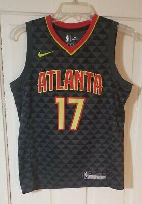 Nike Atlanta Hawks #17 Dennis Schroder Swingman Jersey Youth ...