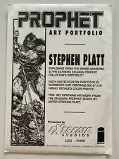 SPLATT Prophet Art Portfolio Stephen Platt Image Extreme Studios R Liefeld Movie