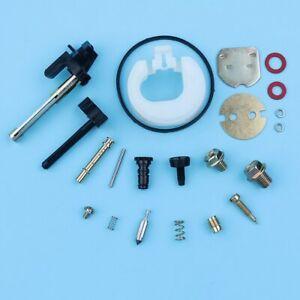 Carburetor Carb Repair Kit For Honda GX390 GX 390 13HP Engines.