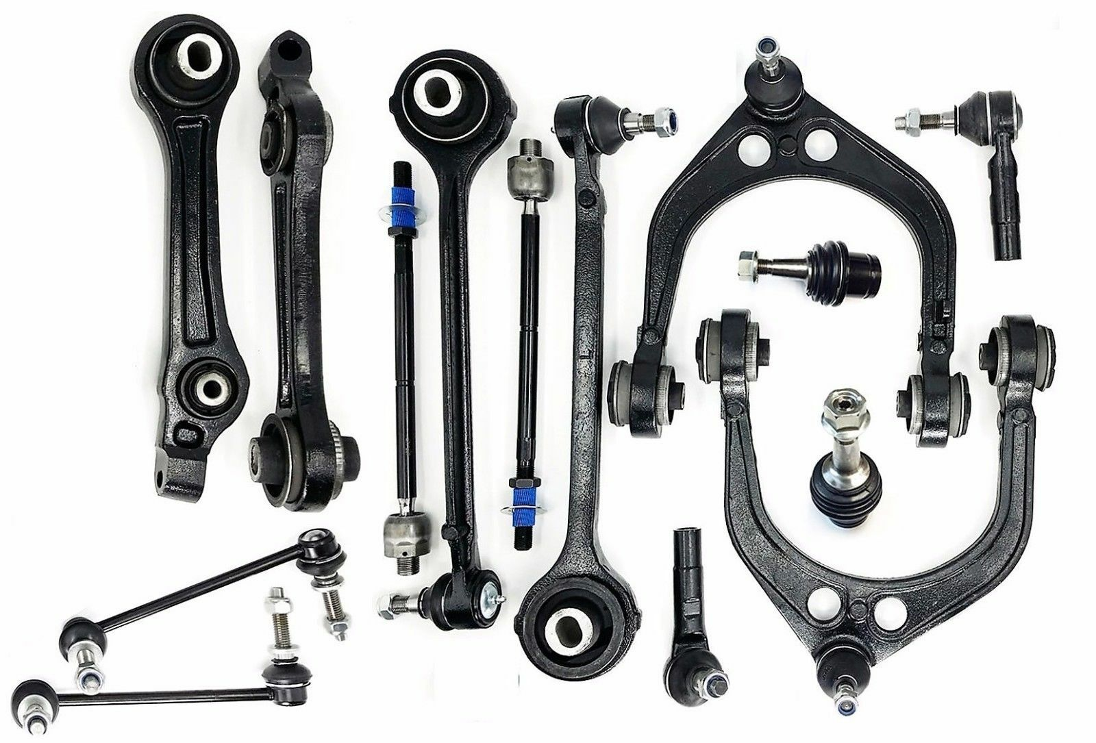 14 piece established suspension for 2006