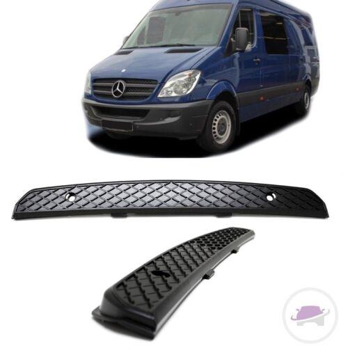 Mercedes Benz Sprinter 906 estribo entrará etapa parachoques malla negro 06-13