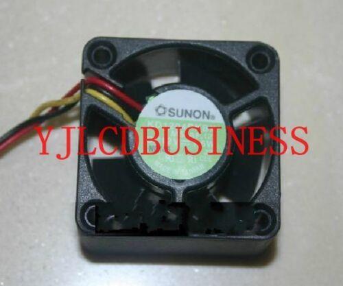 new Sunon KD1204PKBX Fan 12V 1.6W 40*40*20mm 90 days warranty