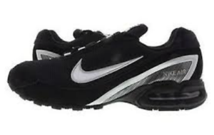 New-Nike-Air-Max-Torch-3-Mens-Black-Silver-Running-Casual-Shoes-319116-011