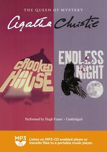 Crooked-House-amp-Endless-Night-by-Agatha-Christie-MP3CD-Audiobook