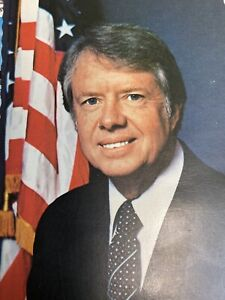 Vintage-Original-From-During-His-Tenure-President-JIMMY-CARTER-Postcards