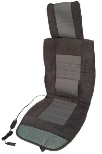"""Profi Power 12V Auto Sitzheizung beheizbare Sitzauflage /""""LUXUS/"""" 2 Heizstufen"""
