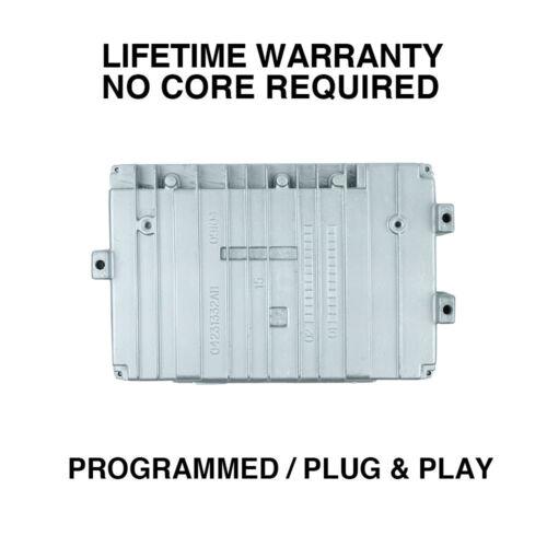 Engine Computer Programmed Plug/&Play 1999 Dodge Ram Truck 56040029AD 3.9L MT ECM