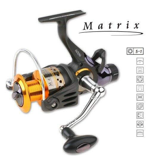 Rod mikado matrix fishing reel idler roll far  for release  everyday low prices