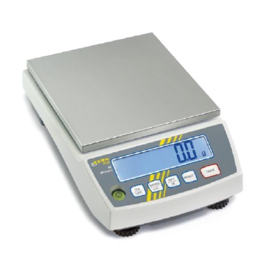 KERN Kompaktwaage PCB 6000-1 Wägebereich 6000g   0,1g