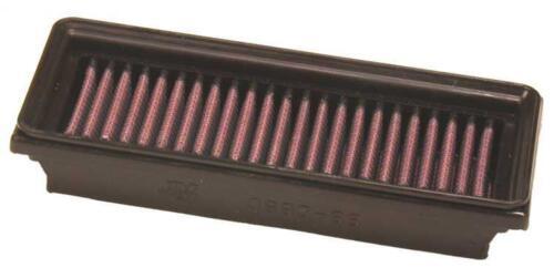 33-2860 k/&n Filtre à Air Fit NISSAN RENAULT Kubistar Clio II Kangoo Twingo 1.2 L L4