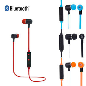 Bluetooth 4.1 Wireless Stereo Earphone Headset Headphones Earbud For IPhone 7 6S