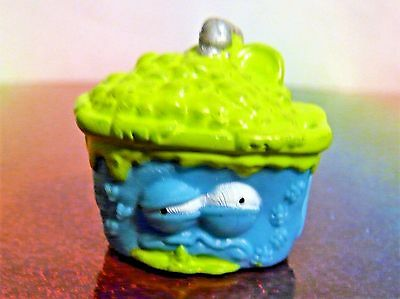 The Grossery Gang Series 3 #99 STINK SINK Blue Mint OOP