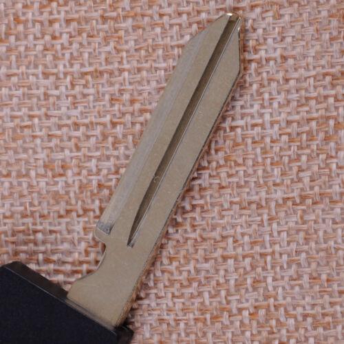 10x Emergency Insert Remote Smart Key Blade fit for Nissan Armada Infiniti FX35