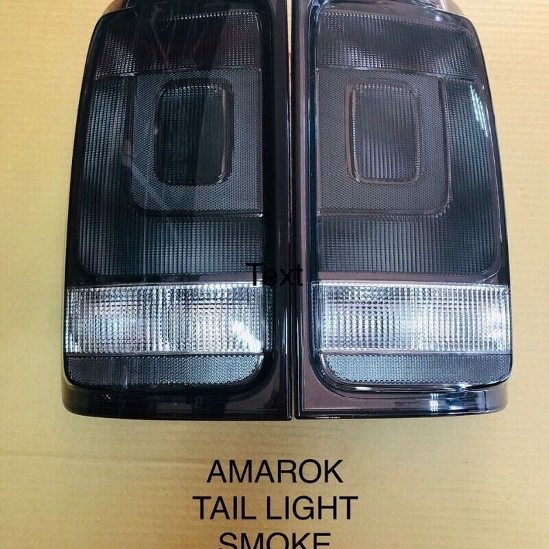 Amarok 2013 New Style Accessories