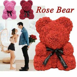40cm-Rose-Bear-Simulation-Flower-Love-Heart-Foam-Rose-Gift-for-Anniversary
