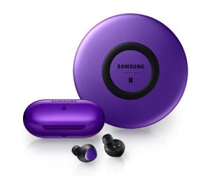 Brand New Samsung Galaxy Buds Bts Limited Edition Bts Wireless Charger Ebay