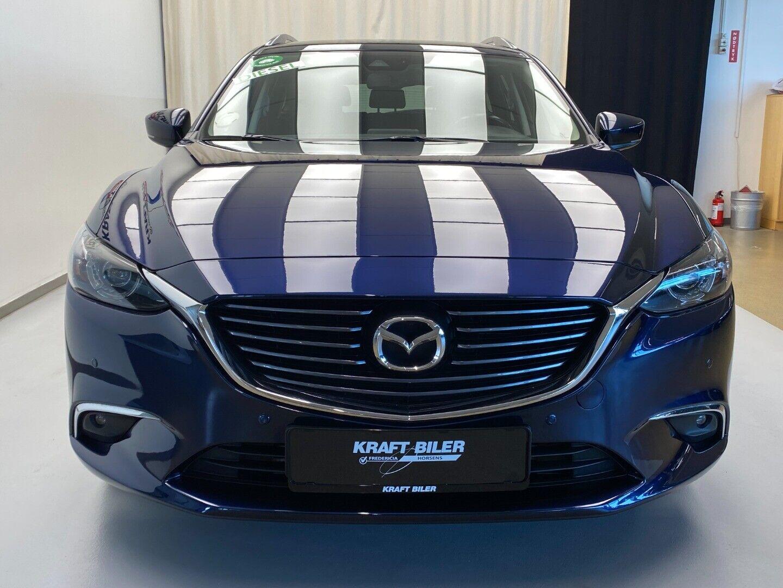 Billede af Mazda 6 2,2 SkyActiv-D 150 Core Business stc. aut