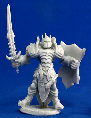 1 x MANGU TIMUR GUERRIER - BONES REAPER figurine miniature fantasy d&d warrior