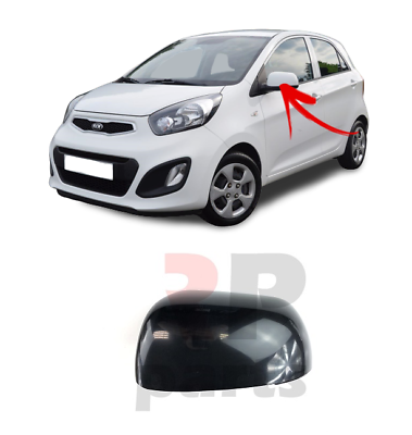 FOR KIA PICANTO 11-17 NEW WING MIRROR COVER CAP FOR PAINTING RIGHT O//S
