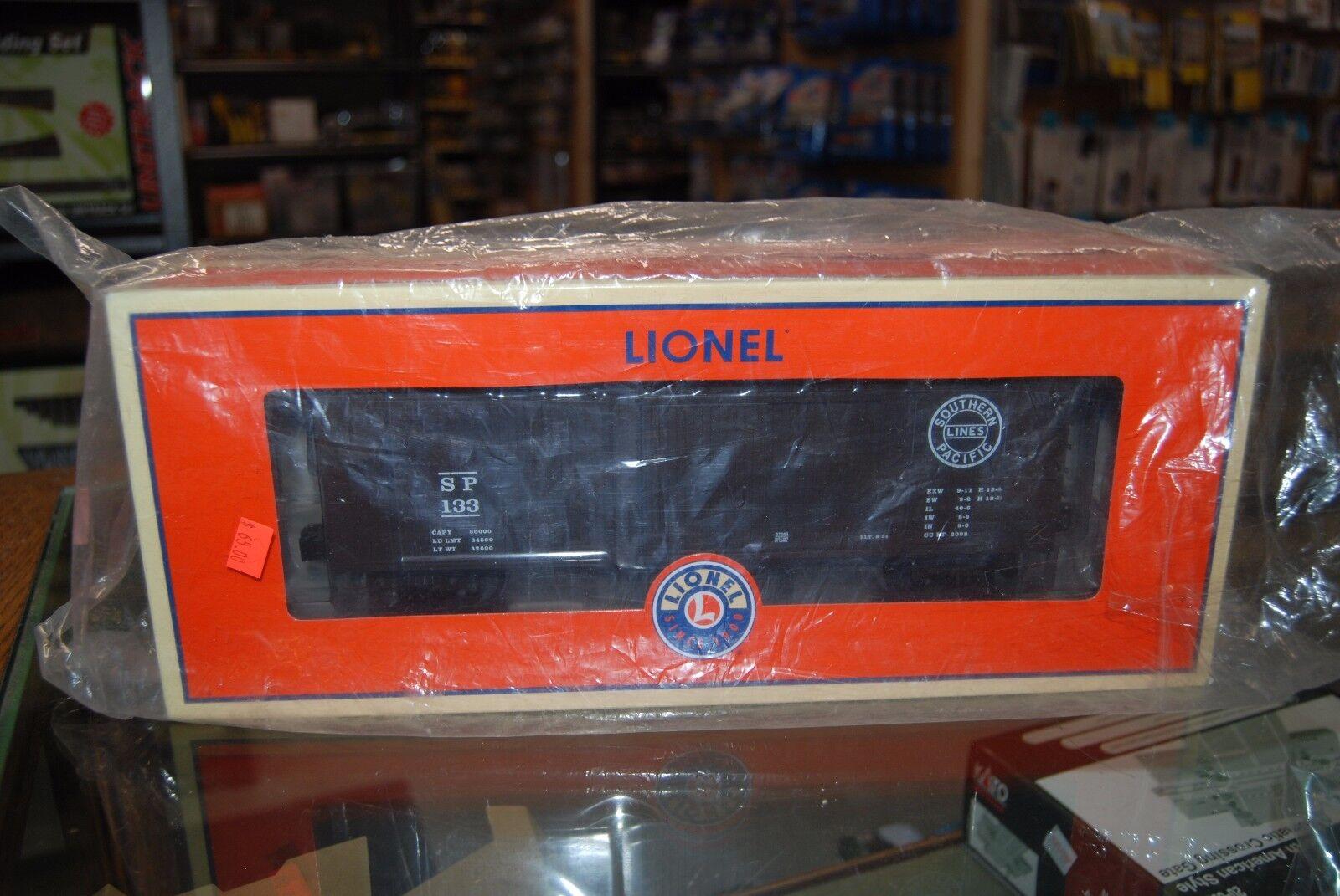 O Escala Lionel  6-27246 Southern Pacific doble forró el furgón