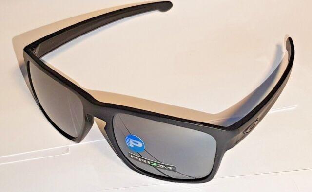 a7d60c17ed Oakley Sliver Polarised Mens Sunglasses - Matte Black Prizm One Size ...