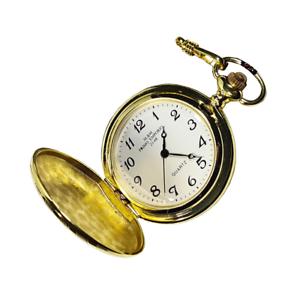 Orologio da Tasca Linea Classica Con Catena Vintage