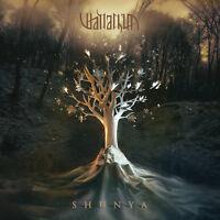 Wallachia - Shunya Cd 2012 Black Metal Norway Symphonic Debemur Morti