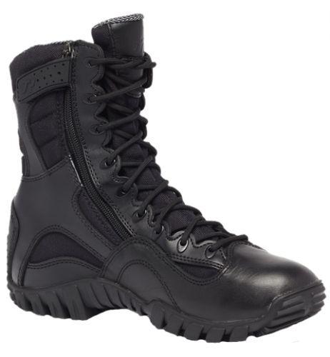 Belleville TR960 Z Black Khyber Side Zipper Tactical Boots  All Sizes